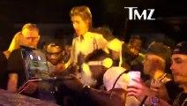 Justin Bieber -- Birthday Celebration Continues ... In Vegas