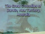 The Great Crocodiles of Darwin Australia and the Northern Territory