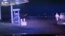 Police Shooting: Dashcam footage of Police shooting suspect in Idaho