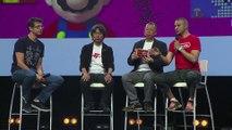 Super Mario Maker - Tezuka présente l'artbook interactif (Wii U)