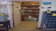 Sheriff Delivers Stern Warning to Burglar...wait for it...just do it.