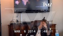 Justin Bieber Deposition -- Catches Some TMZzzzzz's During Depo