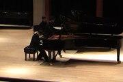 Concerto pour piano de Poulenc, 1er mouvement
