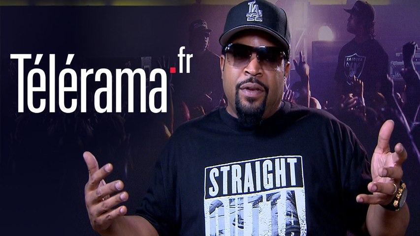 """Entretien avec Ice Cube à propos du film """"Straight Outta Compton"""""""