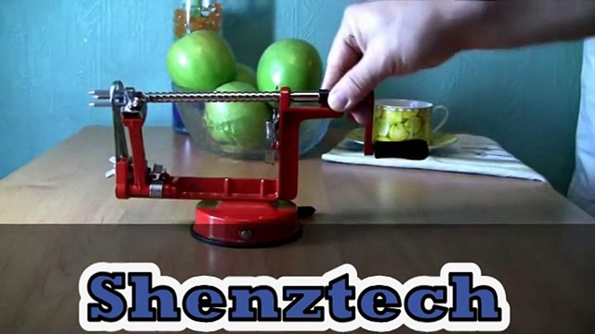 Details about  /New 3 in 1 Apple Pear Peeler Slicer Corer Potato Cutter Kitchen Fruit Dicer