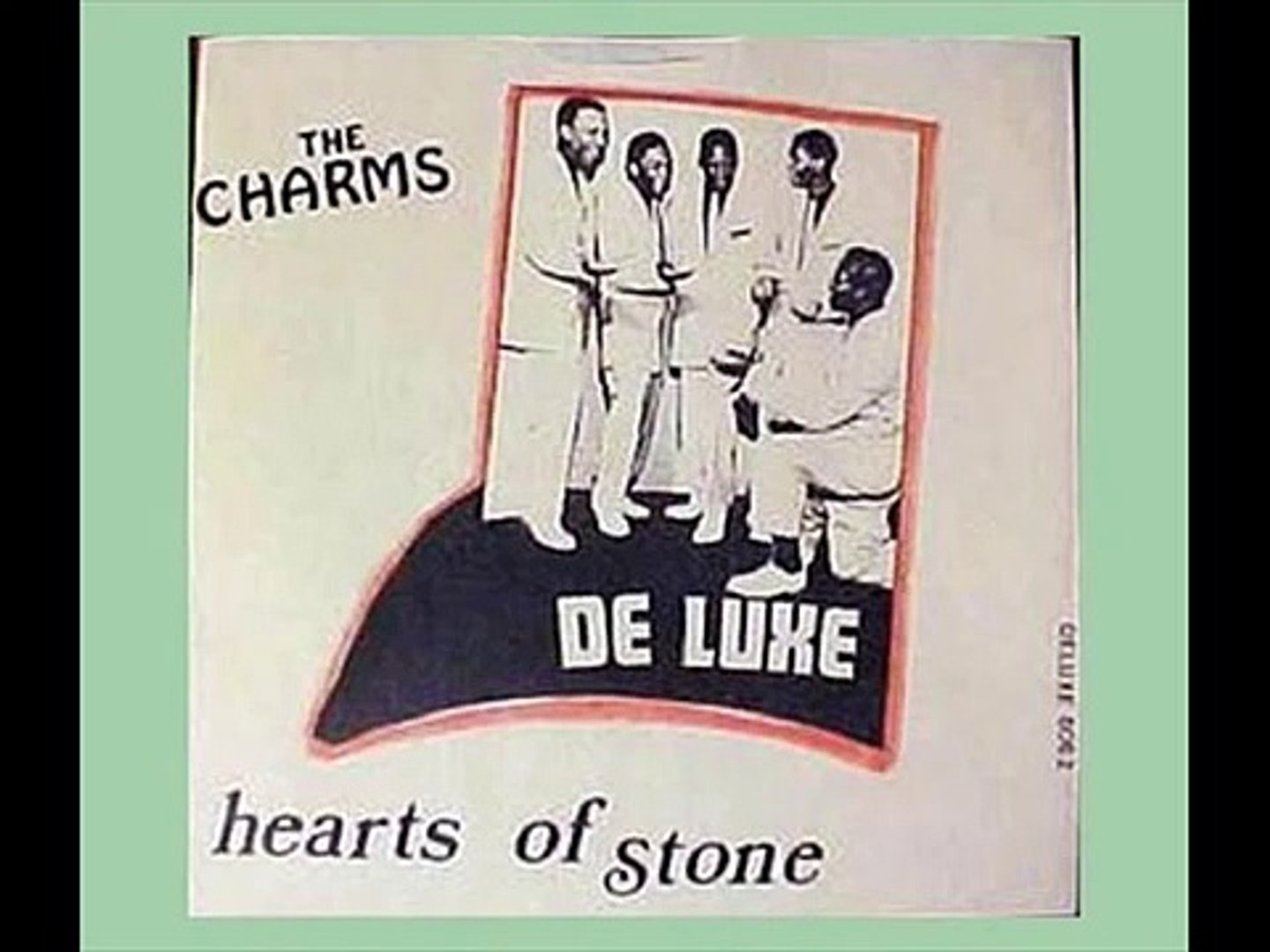 Otis Williams and The Charms - Hearts Of Stone - video dailymotion