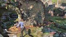 Uncharted 3 Grenade Magic 2 - Syria Sniper Hill & Grenade Tipp