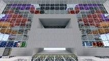 Minecraft Xbox 360: World's Smallest 6x6 Flush Door (4160 Blocks)