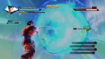 Dragon Ball Xenoverse PS4 Gameplay - Gohan and Goten vs Trunks (Future) and Trunks (Kid)