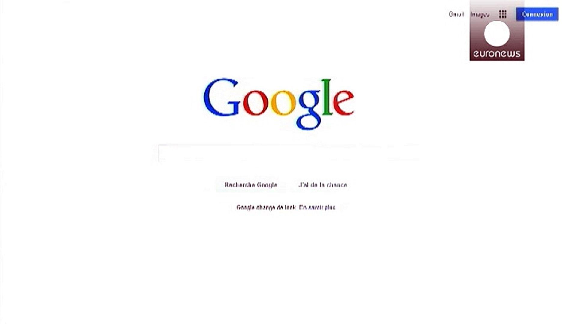 شعار جوجل بحلة جديدة