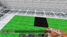 minecraft 3d printer using /clone
