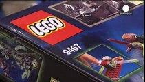 Les ventes de Lego bondissent de 31% au premier semestre