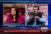 Brigadier Ghazanfar Ali Calls Modi A Criminal Infront Of Indian Media Watch Thier Reaction!