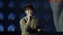 [ENG] Funny BIGBANG reaction to craziness of Tablo & Epik High - YG Family Concert 2014