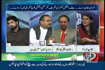 10 PM With Nadia Mirza - 2nd September 2015
