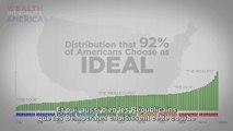 Inégalité de la répartition des richesses aux Etats-Unis d'Amérique