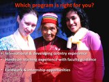 Study, service-learning and internships in Nepal:  Cornell's programs for 2014
