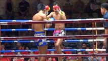 Rawai Muay Thai Trainer Bow Fights in Patong Stadium: 27 July 2015