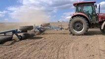 Case IH Farmall JX 110 in Russia Tundra / Трактор Кейс Джейикс 110