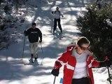 YHA XC Skiing - Lake Mountain - 5 Aug 2006