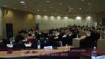 Comité de Lanzarote: Interview de M. Eric Ruelle juge et président du Comité des Parties