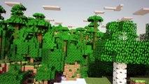 Steve Meets Zombie Brian Minecraft Animation