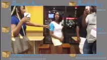 Fight At Popeye's Ratchet Black Women and Teens Act A Fool Black Men Stand Around Recording Fight