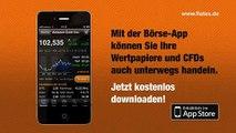 iPhone Börse-App zum handeln