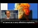 Scientist Niels H. Harrit presents evidence of nano-thermite found in WTC dust on Danish television