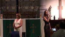 Angie de Zille & Rebecca Robinson Singing: I Know Him So Well