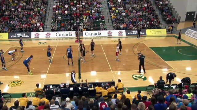 Rally for Rio series - Canada vs Brazil - Game 2 (REPLAY) (2015-09-03 02:44:34 - 2015-09-03 03:34:58)