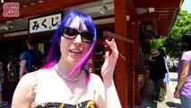 Tokyo's Oldest Temple -  Senso-Ji, Asakusa - Tokyo vlog 3 part 1