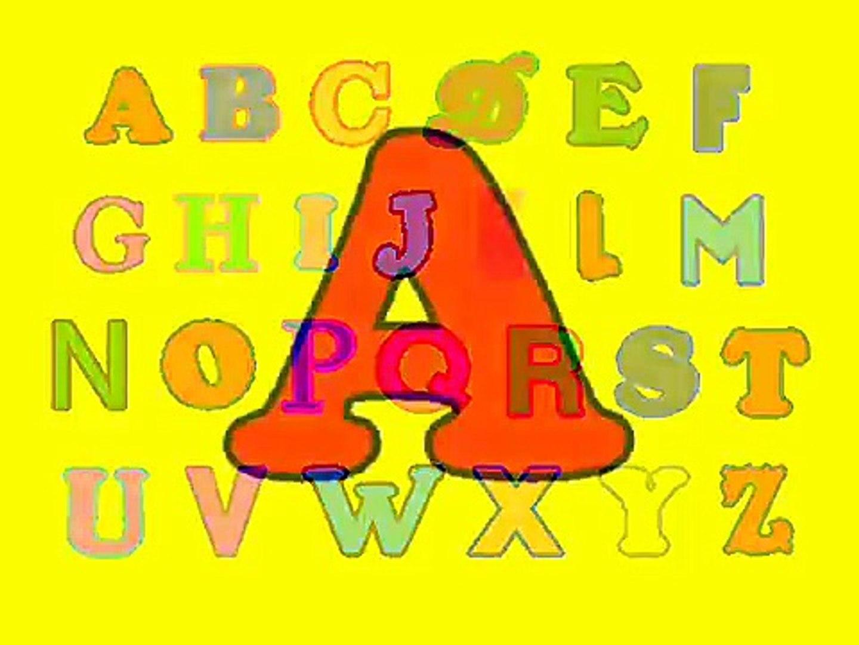 Jazzy Alphabet Rendition