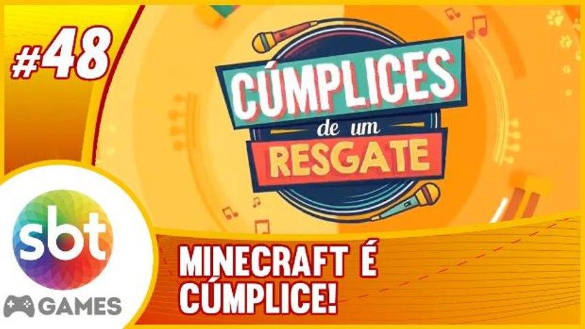 Mundo SBT no Minecraft - Cúmplices de um Resgate no Mine!