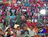 Presidente Nicolás Maduro agradece apoyo de UNASUR contra injerencia Estados Unidos. Obama, escuche