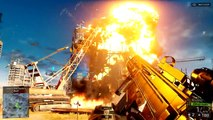 Battlefield 4  XBOX ONE Funny Moments   Funny Bodies, Mashotgun, Epic Explosions  BF4 Funny Moments
