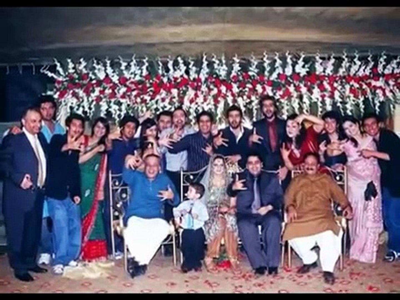 Wedding Photos of Pakistani Actors, Actress
