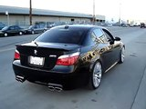 Beautiful BMW E60 M5 Burnout - Great Sound!