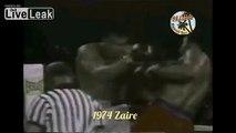Ali vs Forman  The Rumble in the Jungle 1974
