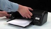 Fixing a Paper Jam - HP LaserJet M1319f Multifunction