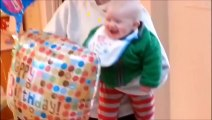 ✔Funny laughing baby 2 New funny videos of babies 面白い赤ちゃん Bébé rire drôle