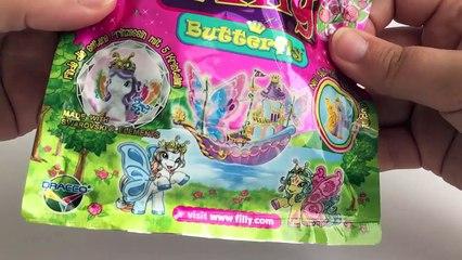 Filly Butterfly Blind Bag Überraschungstüte Unboxing #1 English & Deutsch