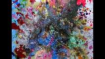 أصغر فنانة تشكيلية بالعالم ترسم مثل بيكاسو �