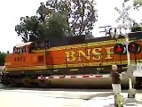 BNSF at Rochelle- Eastbound Z