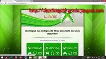 xbox Live Gratis 2015 - Códigos de Xbox Live Gold Gratis - agosto
