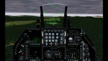 Simple Man Falcon Landing: Falcon 4.0 Allied Force