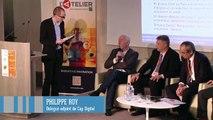 Table ronde autour de la Simulation numérique en santé - Interaction Healthcare