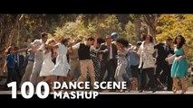 100 Dance Scene Mashup (Mark Ronson - Uptown Funk ft. Bruno Mars) - WTM