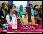 Good Morning Pakistan With Nida Yasir on ARY Digital Part 1 - 3rd September 2015