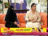 Good Morning Pakistan With Nida Yasir on ARY Digital Part 2 - 3rd September 2015
